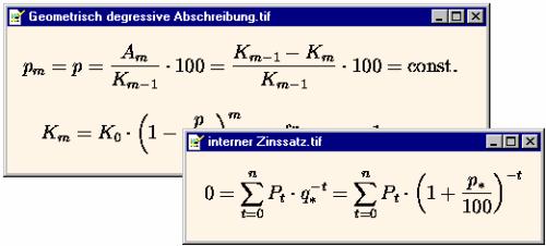 Access Formeln